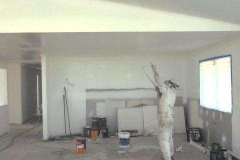 Makelaarspakket Voordelig Latex Spuiten Huizen