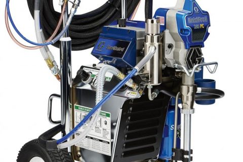 Graco Airless spuitsysteem