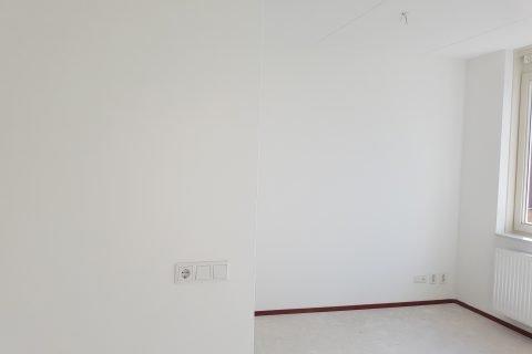 Latex spuiten nieuwbouw woningen en objecten