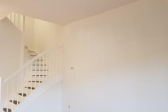 Latex gespoten wanden en plafonds door Voordelig Latex Spuiten