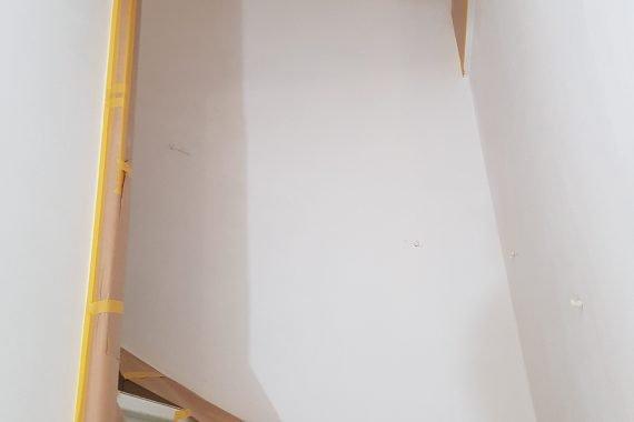 Trappenhuizen voor latex spuitwerk
