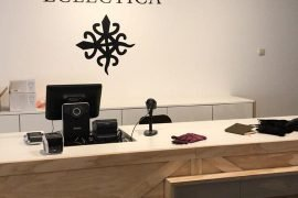 Latex Spuiten bedrijfsruimte atelier concept store Den Haag